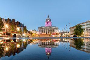 Mietauto Nottingham, Großbritannien