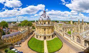 Mietauto Oxford, Großbritannien
