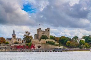 Mietauto Rochester, Großbritannien