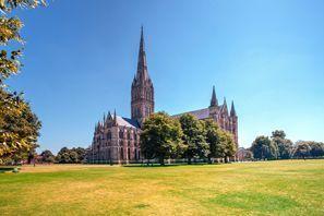 Mietauto Salisbury, Großbritannien