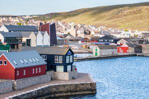 Mietauto Shetland Islands, Großbritannien