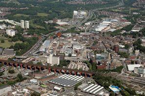 Mietauto Stockport, Großbritannien