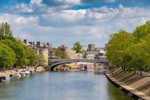 Mietauto York, Großbritannien