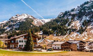 Mietauto Lech Am Arlberg, Österreich