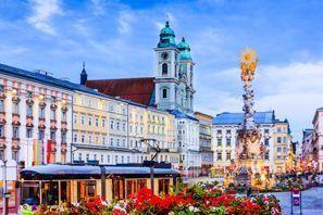 Mietauto Linz, Österreich