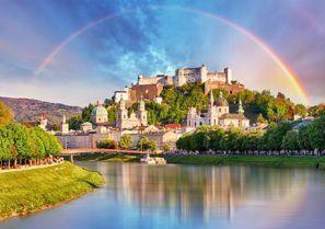 Mietauto Salzburg, Österreich