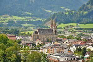 Mietauto St. Johann, Österreich
