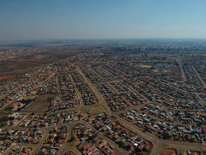 Mietauto Krugersdorp, Südafrika