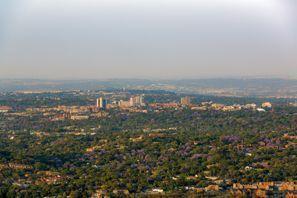Mietauto Randburg, Südafrika