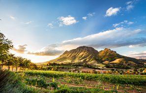 Mietauto Stellenbosch, Südafrika
