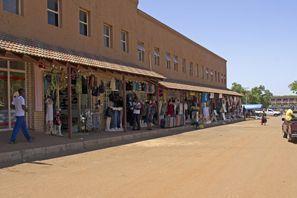 Mietauto Venda, Südafrika
