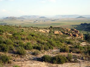 Mietauto Vryheid, Südafrika