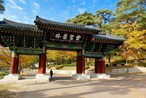 Mietauto Gyeongsang-do, Südkorea