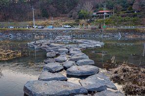 Mietauto Jeol-la, Südkorea