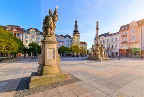 Mietauto Ostrau, Tschechien
