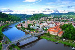 Mietauto Usti nad Labem, Tschechien