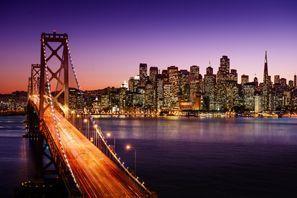 Mietauto San Francisco, USA