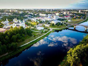 Mietauto Vitebsk, Weißrussland